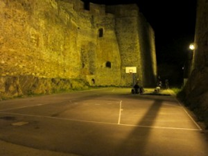 Terrain de basket Collioure